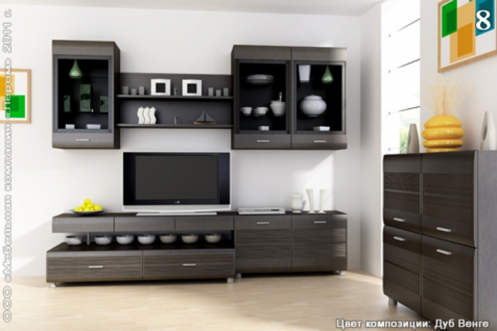 Мебель для гостиной  Камелия